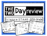 Last Minute Science STAAR Review 5th Grade
