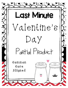 Last Minute Valentine's Day Freebie