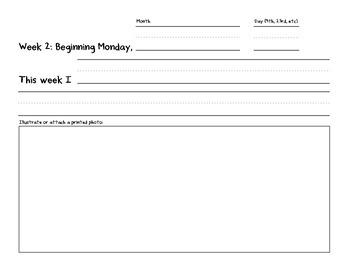 Last Month of School Homework Packet- K/1st/2nd
