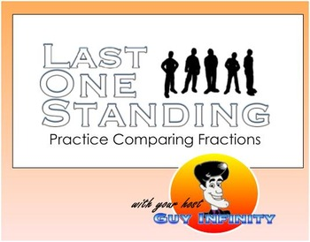5th Grade Math: Last One Standing (Comparing Fractions Fun)