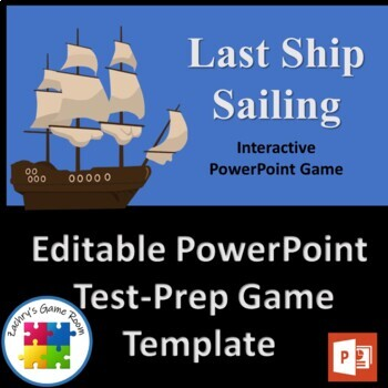 Last Ship Sailing Interactive Game Template