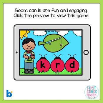 Digital Last Sound Boom Cards℠