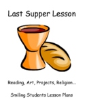 Last Supper Lesson Activities