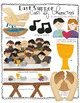 Last Supper {New Testament Interactive Bible Storytelling Printables}