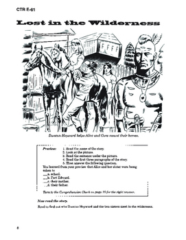 The Last of the Mohicans 10 Chapter Novel with Student Activities , Answer Keys