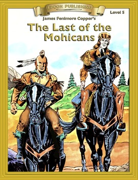 Last of the Mohicans RL5.0-6.0 flip page EPUB for iPads, i