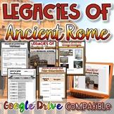 Legacies of Ancient Rome {Digital AND Paper}
