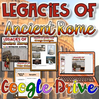 Lasting Contributions of Rome Digital Activity {Google Drive}