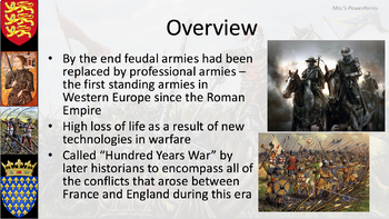 Late Middle Ages Bundle