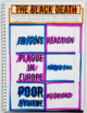 Late Middle Ages Interactive Notebook & Graphic Organizers