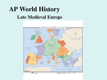 Late Middle Ages Guided Notes