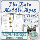 Late Middle Ages Overview