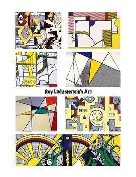 Late Modern Art High School Art Lesson