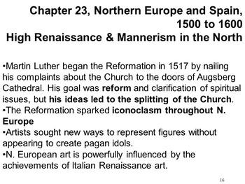 Late Northern European Renaissance (Bundle)