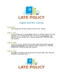 Late Policy