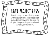 Late Project Pass