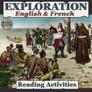 Exploration Reading Activities