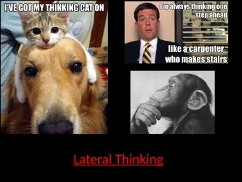 Lateral Thinking Brainscratchers!!!