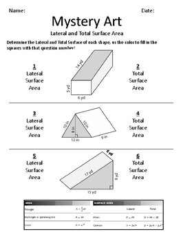 Lateral / Total Surface Area - Mystery Art - Marvel Avengers
