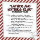 """""""Lather and Nothing Else"""" Lesson Bundle: A focus on conflict"""