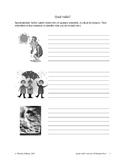 Latin Activities: Quid vidēs? Set 1