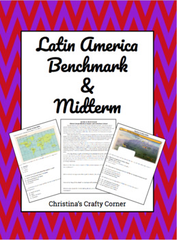 Latin America: Benchmark/ Midterm: With Answers