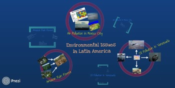 Latin America Environmental Issues