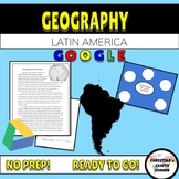 Latin America Geography UNIT PLAN