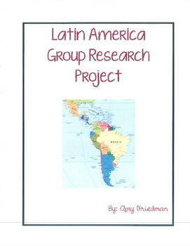 Latin America Group Project