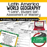 Latin America I Cans, Self-Assessment of Mastery, Latin Am