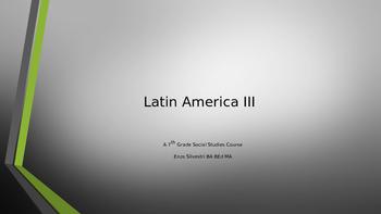 Latin America III