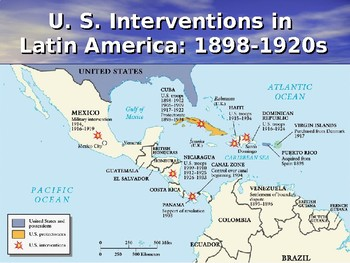 Latin America Imperialism PowerPoint