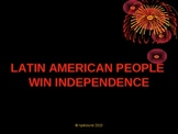 Latin America Independence