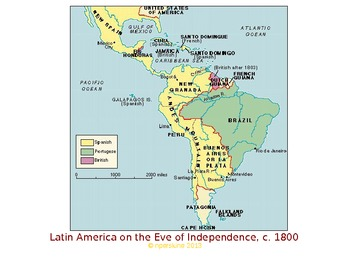 Latin America Independence