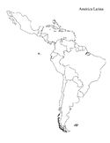 Latin America Map Test