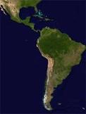 Latin America Mapping Activity