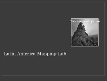Latin America Mapping Lab