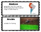 Latin America (Mexico, Central America, and South America) Word Wall