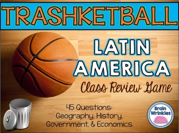 Latin America Review Game (TRASHKETBALL)