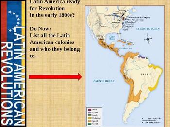 Latin America Revolution