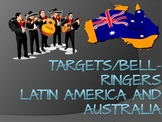 Latin America and Australia Warm Up Lessons Weeks 15-  Weeks 27