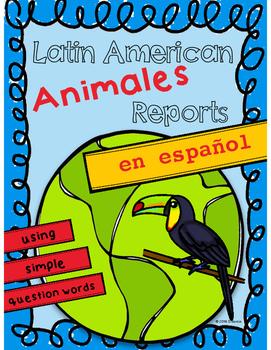 Latin American Animales Reports - En Español
