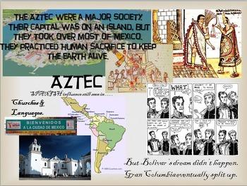 Latin American Codex Project