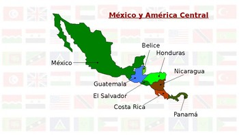 Latin American Geography