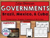 Latin American Governments - Brazil, Mexico, & Cuba (SS6CG2)