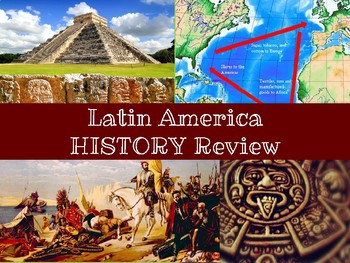 Latin American History Review Questions with Answers