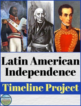 Latin American Independence Timeline Project