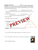 Latin American Independence Worksheet (SOL WHII.7)
