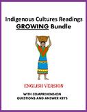 Latin American Indigenous Cultures: 29+ Readings @45% off! Aztec/Maya (English)