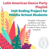 Latin American Music - Dance Party Playlist Project
